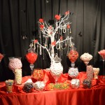 National Asian Wedding Show Candy Buffet